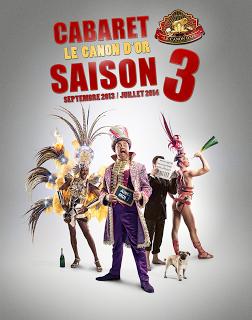 Estaminet Cabaret Spectacle, Le Canon d'Or