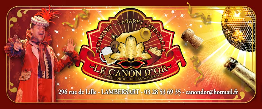 Canon d'or